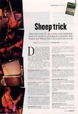 Lambchop UK 'Guitarist' Interview Clipping