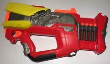 NERF N STRIKE - FIREFLY REV-8 Dart Blaster - Iron Man Version - RARE - 2008