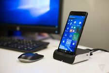 "HP Elite x3 Smartphone 4G/64GB MicroSD 5.96"" AMOLED 2560x1440 Dual Sim"