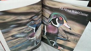 NEW THE ART OF HUNTING Illustrated Book from.. Hunting/fishing Pub.