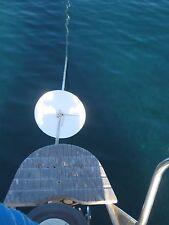 BARCA Corda RATTI/RODITORI Guardie per Yacht, motore Cruisers, imbarcazioni STRETTE X 2