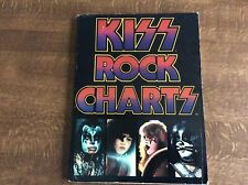 Kiss Gene Simmons Paul Stanley Vintage Music Book 1978