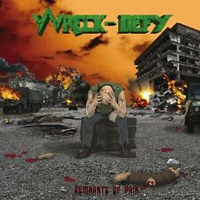 Wreck - Defy - Remnants Of Pain CD #128975