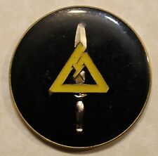 DELTA FORCE Special Forces Combat Application Gp CAG T-1 COL Army Challenge Coin