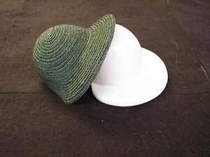 NEW CL 11 RESIN BONNET DOLL HAT FORM MOLD BLEUETTE 6 1/2-7 1/2 HEAD