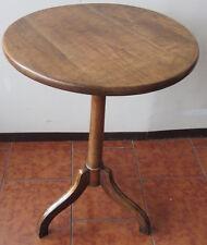 Antico trepiedi  in legno - tavolino - salotto - Arredamento
