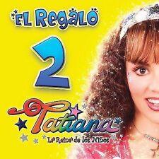 Tatiana : Regalo 2 CD