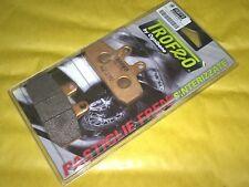 pastiglie anteriori SINTERIZZATE Honda CA 125 REBEL 1997 1998 1999 2000