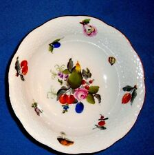 Herend Oatmeal/Fruit Bowl in Fruits & Flowers #330/BFR