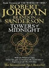 Towers Of Midnight: Book 13 of the Wheel of Time,Robert Jordan, Brandon Sanders
