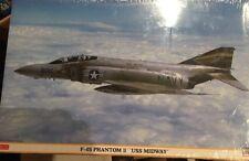 1/48 Hasegawa F-4S PHANTOM II  USS MIDWAY  Sealed