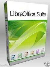 Libre Office MS Word Excel 2010 2013 2015 Compatible Pro Software for Windows