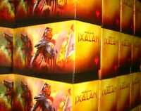 RIVALS OF IXALAN ~ Empty FAT PACK BUNDLE Box Only ~ mtg Unused Card Storage NEW