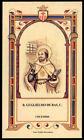 santino-holy card B.GUGLIELMO DE BAS mercedario