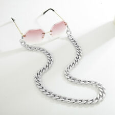 Acrylic Linen Glasses Chain Summer Beach Fashion Sunglasses Chain for Women