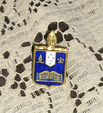 Melbourne Grammer School Badge Mint Condition Stokes Melbourne