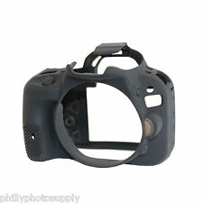 easyCover Armor Black Protective Skin for Canon EOS Rebel SL1 - Free US Shipping