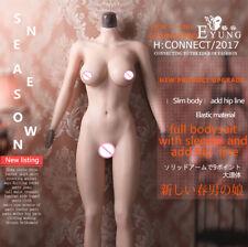 xb890 silicone boobs  Bodysuit for Crossdresser Zentai suit for Europeans