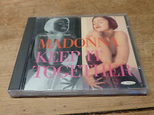 MADONNA - KEEP IT TOGETHER - USA - 9 214272 !!!!!RARE CD!!!!!!!!!!!