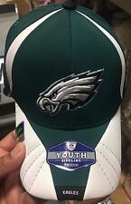 NFL Philadelphia Eagles Reebok Youth Kids Flex Fit Hat Cap