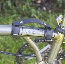 Cuir Mini Poignée De Transport Pour Brompton Poignée Vélo Cadre porteur