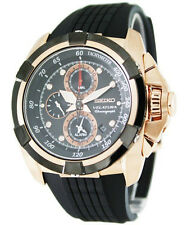 Seiko Velatura Alarm Chronograph Men's Watch SNAE76P1