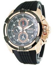 Seiko Velatura Alarm Chronograph Men's Watch SNAE76P1