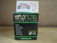 YAMAHA WR250 F FOR YEARS  2003 TO 2008 HIFLOFILTRO OIL FILTER HF141 x1