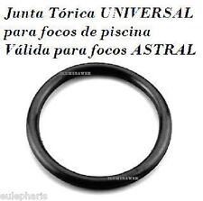 JUNTA TORICA UNIVERSAL ESTANCA FOCO PISCINA Par56 valida para ASTRAL,CRISTHER...