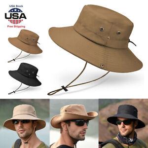 Outdoor Sun Visor Hat UV Protection Cap Hiking Fishing Travel for Women/Men US
