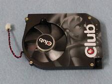 NVIDIA Club Geforce 6600GT 6600LE 6800GT VGA Video Card Cooler Cooling Fan 80mm