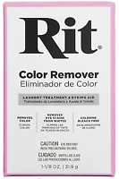 New Rit Laundry Treatment Color Remover Powder 2 oz  ~ FAST FREE SHIPPING ! ~