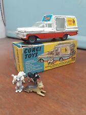 Corgi 486 Kennel Service Wagon In Original Box