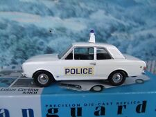 1/43 Vanguards Lotus cortina MKII Hampshire constabulary VA04101