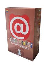 Medicomtoy Bearbrick 100% Bearbrick Series 35 Full box  Unopened Case