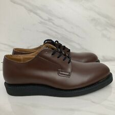 Red Wing 9101 Postman Oxford Chocolate Brown Chaparral Men's Shoes Size 7 D