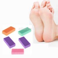 Pumice Sponge Stone Foot Care Hard Dead Skin Remove Pedicure Scrubber New AU