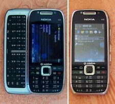 Original Nokia E75-1 QWERTY Slide Mobile Phone made in FINLAND. (e e70 e90 e52)