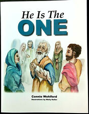 NEW He Is The One Christian Children's Book Baby Jesus Dedication - Donkeys Isra