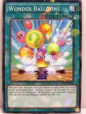 Yu-Gi-Oh - 1x Wonder Balloons - SP15 - Star Pack ARC-V - Starfoil Rare