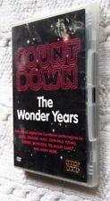 Countdown The Wonder Years Region 4 DVD 2 Discs 65 Hits Good
