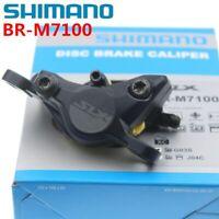 Shimano SLX M7100 Brake Caliper BR-M7100 with G03S J04C pad Hydraulic Disc Brake