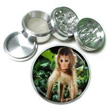 Baby Monkey Aluminum Grinder D4 63mm 4 Piece Adorable Ape Cute