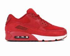 Zapatillas deportivas de hombre textiles Nike Air color principal rojo
