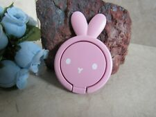 Bunny Rabbit Phone Ring Finger Grip Stand - Universal Kawaii Mobile Cell Holder