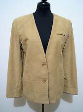 KRIZIA VINTAGE '80 Giacca Donna Cotone Woman Cotton Jacket Blazer Sz.S - 42