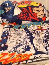 Marvel AVENGERS Assemble 3 Pc. Twin Bed Sheet Bedding