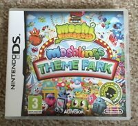 Moshi Monsters Moshlings Theme Park ~ Nintendo DS Game