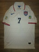 DeMarcus Beasley #7 United States US Soccer Football Jersey Mens LG L