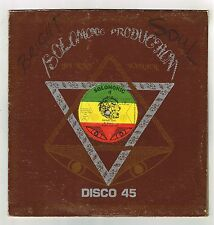 "BUNNY WAILER-bright soul   12""  solomonic  (hear)   roots reggae"